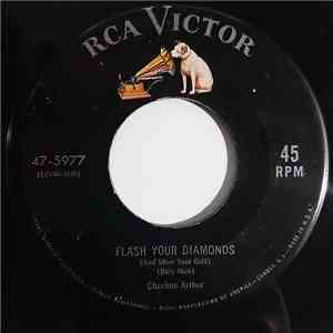 Charline Arthur - Flash Your Diamonds / Too Long Too Many Times FLAC album