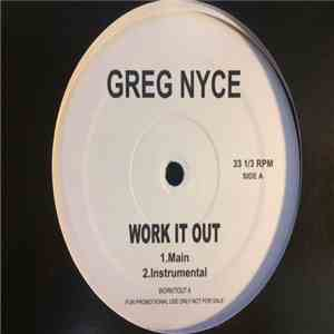 Greg Nyce - Work It Out