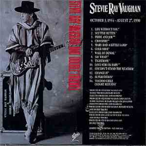 Stevie Ray Vaughan & Double Trouble - October 3, 1954 - August 27, 1990