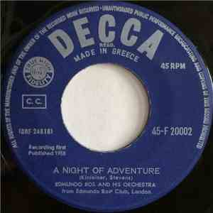 Edmundo Ros And His Orchestra - A Night Of Adventure / Olé Mambo