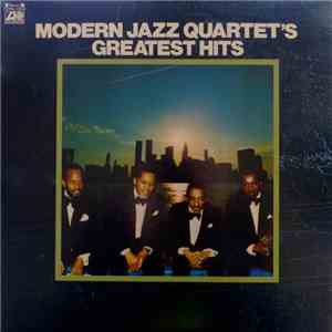 The Modern Jazz Quartet - Modern Jazz Quartet's Greatest Hits