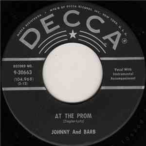 Johnny And Barb - At The Prom FLAC album