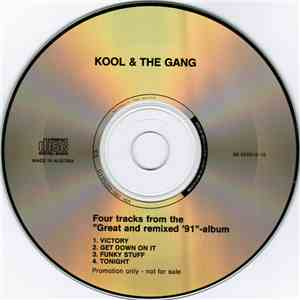 "Kool & The Gang - Four Tracks From The ""Great And Remixed '91"" -Album FLAC album"