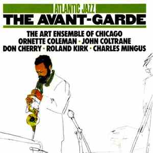 Various - Atlantic Jazz - The Avant-Garde