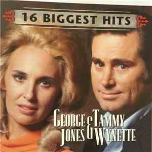 George Jones & Tammy Wynette - 16 Biggest Hits