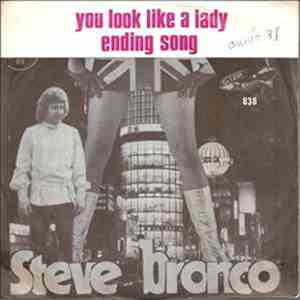 Steve Bronco - You Look Like A Lady