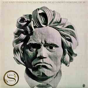 Beethoven, Josef Krips Conducts The London Symphony Orchestra - Symphony No. 5 In C Minor, Op. 67 / Egmont Overture, Op. 84
