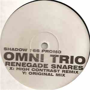 Omni Trio - Renegade Snares (High Contrast Remix + Original Mix) FLAC album