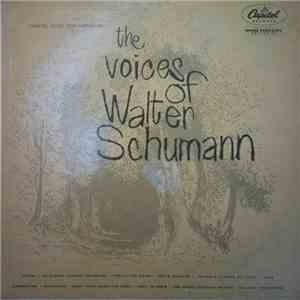 The Voices Of Walter Schumann - The Voices Of Walter Schumann