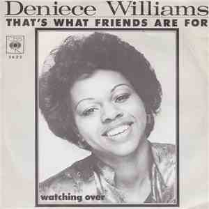 Deniece Williams - That's What Friends Are For