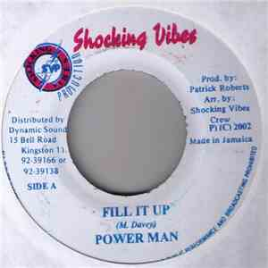 Power Man - Fill It Up FLAC album
