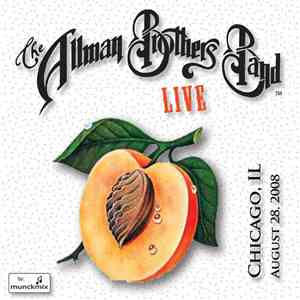 The Allman Brothers Band - Chicago, IL - August 28, 2008