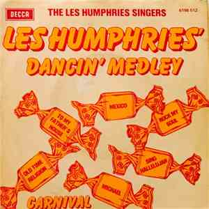 The Les Humphries Singers - Les Humphries' Dancin' Medley