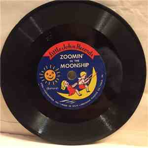 Unknown Artist - Zoomin' In The Moonship / Magic Candy Man