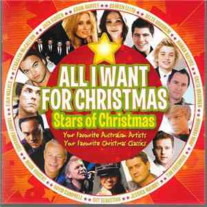 Various - All I Want For Christmas - Stars Of Christmas
