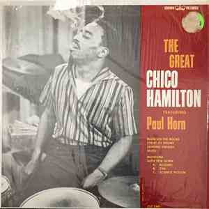 Chico Hamilton Featuring Paul Horn - The Great Chico Hamilton Featuring Paul Horn