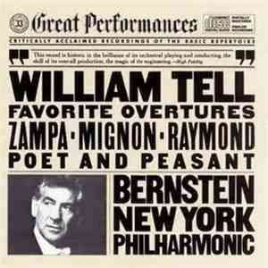 New York Philharmonic - Leonard Bernstein - William Tell And Other Favorite Overtures
