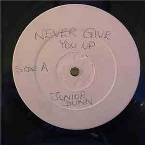 Junior Dunn / Lloydie Crucial - Never Give You Up / Hard Nights Work