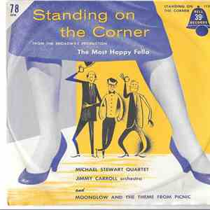 Michael Stewart Quartet - Standing On The Corner / Moonglow