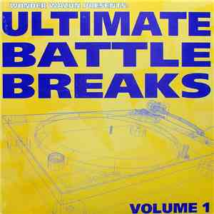 Wonder Wazun - Ultimate Battle Breaks Vol.1 FLAC album