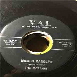 The Octaves  - Mombo Carolyn / Your Too Young