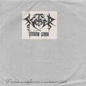 Various - Ketzer Distribution Germania - Promo Sampler No.2, Summer 2001