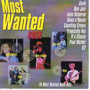 Various - Most Wanted Rock Volume 2