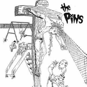 The Pins  - Fuck Society FLAC album