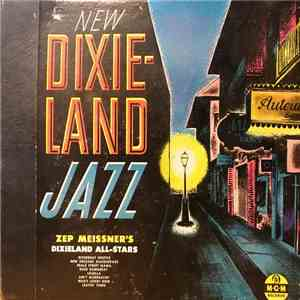 Zep Meissner And His Dixieland All-Stars - New Dixieland Jazz