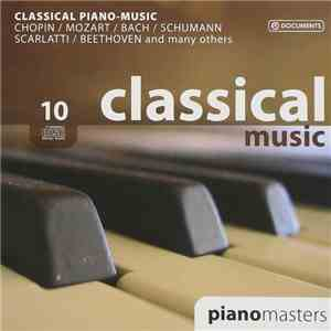 Various - Classical Music Piano Masters