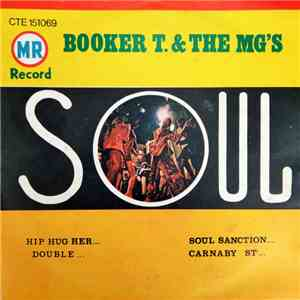 Booker T. & The M.G.'s - Soul