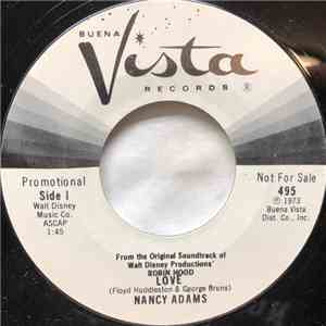 Nancy Adams - Love