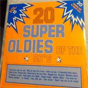 Various - 20 Super Oldies Of The 50' S Vol. 15