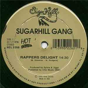 Sugarhill Gang - Rappers Delight / 8th Wonder