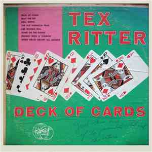 Tex Ritter - Deck Of Cards FLAC album