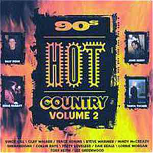 Various - 90's Hot Country, Vol. 2 FLAC album