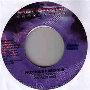Warrior King / Diplomat  - Precious Precious / What's The Rush