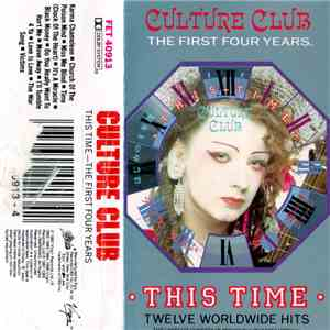 Culture Club - This Time - The First Four Years