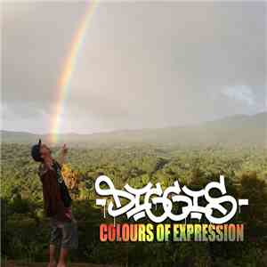Diggis - Colours Of Expression FLAC album