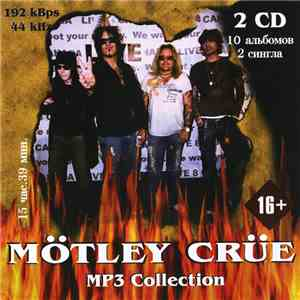 Mötley Crüe - MP3 Collection