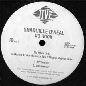 Shaquille O'Neal feat. Prince Rakeem The RZA & Method Man - No Hook / Newark To C.I.