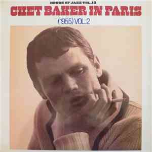 Chet Baker - Chet Baker in Paris  Vol. 2