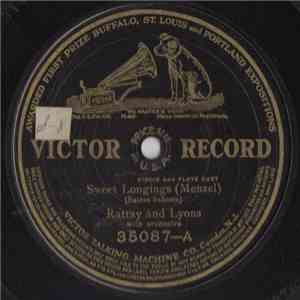 Rattay and Lyons With Orchestra - Sweet Longings / Dance Of The Hours