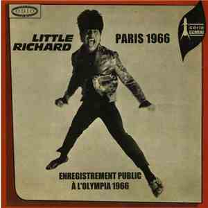 Little Richard - Paris 1966