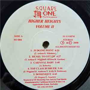 Square One  - Higher Heights Volume 2