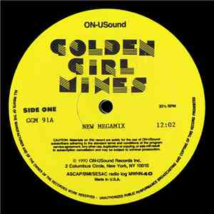 Madonna - Golden Girl Mixes