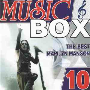 Marilyn Manson - The Best Marilyn Manson (Music Box 10)
