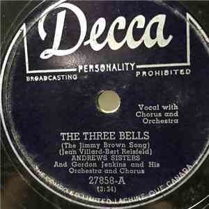 The Andrews Sisters - The Three Bells / The Windmill Song