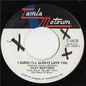 Isley Brothers - I Guess I'll Always Love You