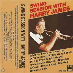 Harry James  - Swing Session With Harry James